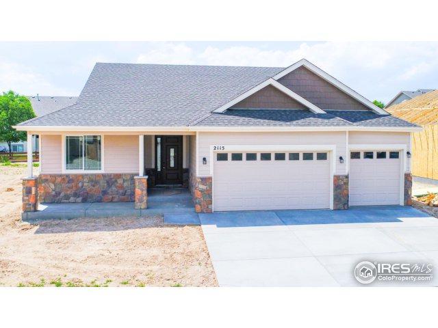 2115 Rio Blanco Ave, Loveland, CO 80538 (MLS #810750) :: 8z Real Estate