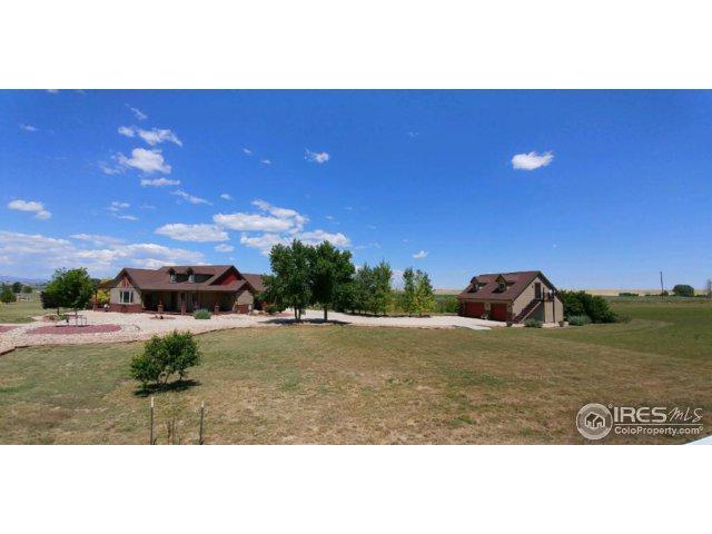 39946 Ridgecrest Ct, Severance, CO 80610 (MLS #812732) :: 8z Real Estate