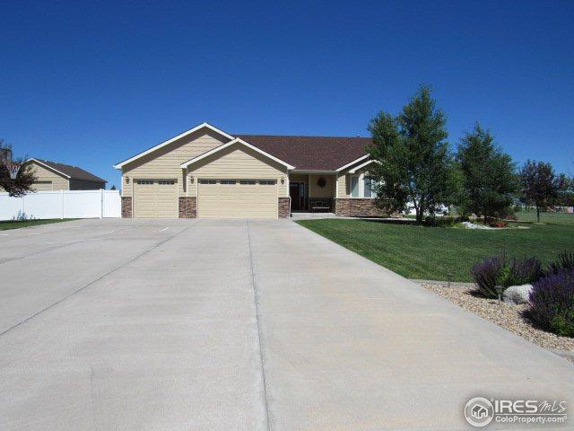1 Trailside Dr, Fort Morgan, CO 80701 (MLS #814219) :: 8z Real Estate