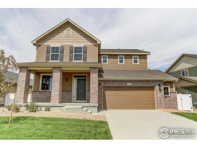 325 Tahoe Dr, Loveland, CO 80538 (MLS #816266) :: 8z Real Estate