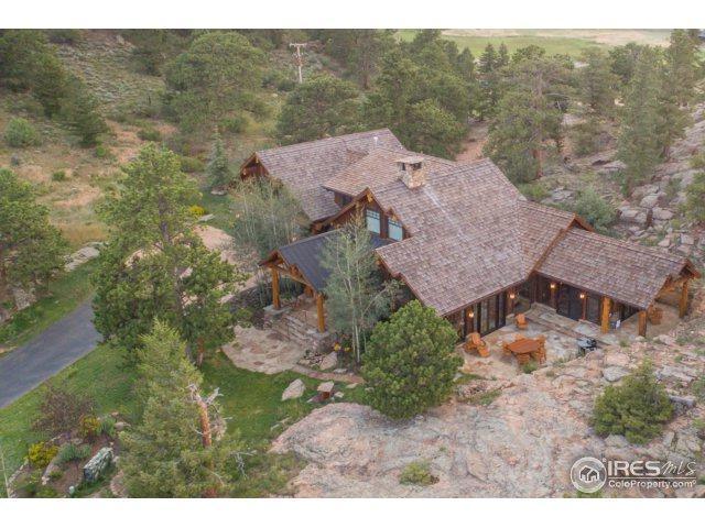 225 Shadow Mountain Ct, Estes Park, CO 80517 (MLS #816858) :: 8z Real Estate