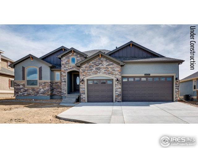 4156 Caraway Seed Dr, Johnstown, CO 80534 (MLS #817278) :: 8z Real Estate