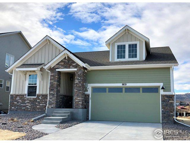5043 Maxwell Ave, Longmont, CO 80503 (MLS #818699) :: Kittle Real Estate