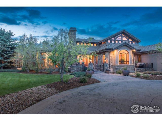 1110 White Hawk Ranch Dr, Boulder, CO 80303 (MLS #821891) :: 8z Real Estate