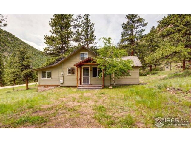 26976 W Highway 14, Bellvue, CO 80512 (MLS #822045) :: 8z Real Estate