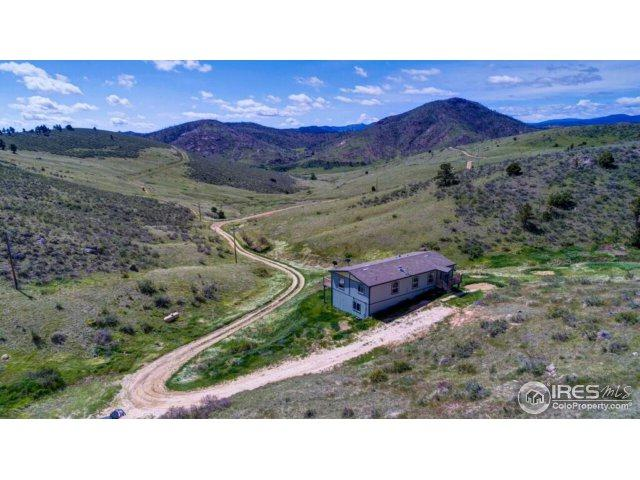 1223 Happy Jack Rd, Livermore, CO 80536 (MLS #822696) :: 8z Real Estate