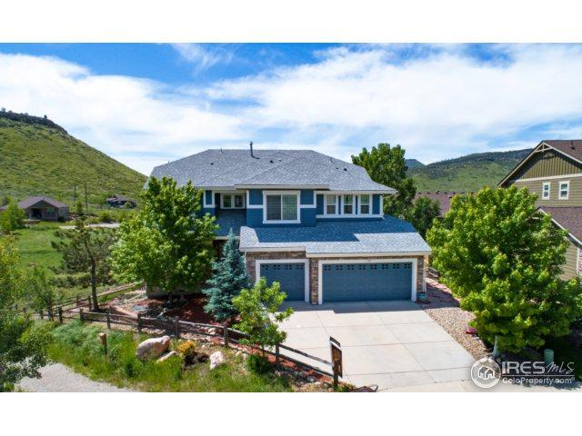 124 Peregrine Ln, Lyons, CO 80540 (MLS #822974) :: 8z Real Estate