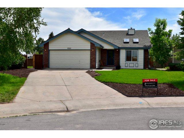 2325 Cedarwood Dr, Fort Collins, CO 80526 (#823012) :: The Peak Properties Group