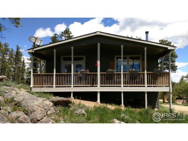 32 Allegheny Ct, Red Feather Lakes, CO 80545 (MLS #823023) :: 8z Real Estate