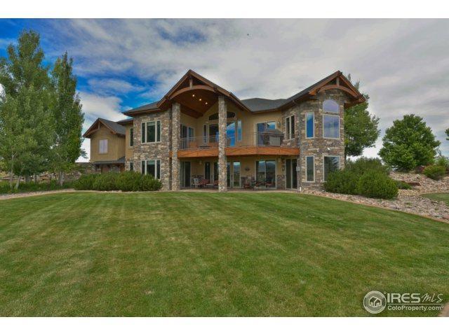 2964 Center Ridge Dr, Berthoud, CO 80513 (MLS #823203) :: 8z Real Estate