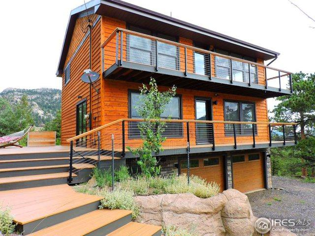 398 Bristlecone Ct, Estes Park, CO 80517 (MLS #823681) :: 8z Real Estate