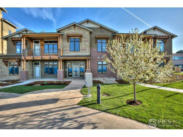 706 Centre Ave #101, Fort Collins, CO 80526 (MLS #823692) :: Sarah Tyler Homes