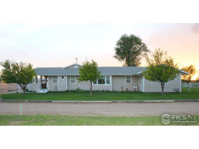 1985 42nd St, Evans, CO 80620 (MLS #825140) :: 8z Real Estate