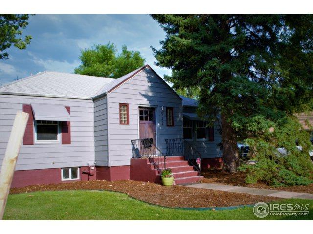 922 Atwood St, Longmont, CO 80501 (MLS #825687) :: 8z Real Estate