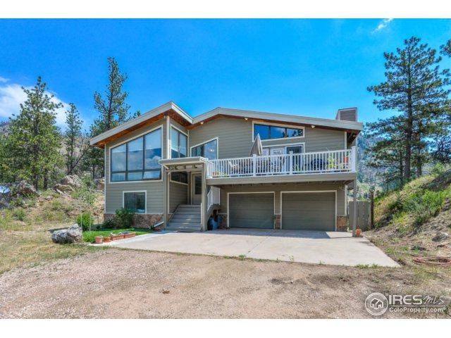 305 Stove Prairie Rd, Bellvue, CO 80512 (MLS #826079) :: Downtown Real Estate Partners