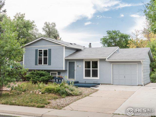 662 Sunnyside St, Louisville, CO 80027 (MLS #826317) :: 8z Real Estate