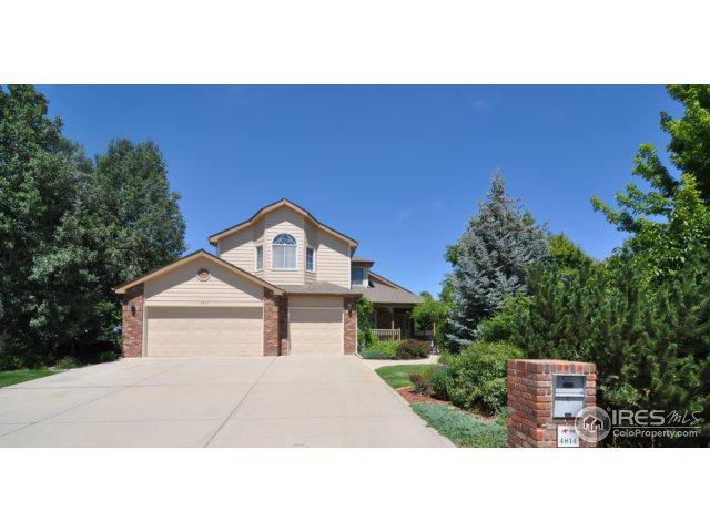 4814 Snowdrift Cir, Fort Collins, CO 80528 (MLS #826349) :: 8z Real Estate
