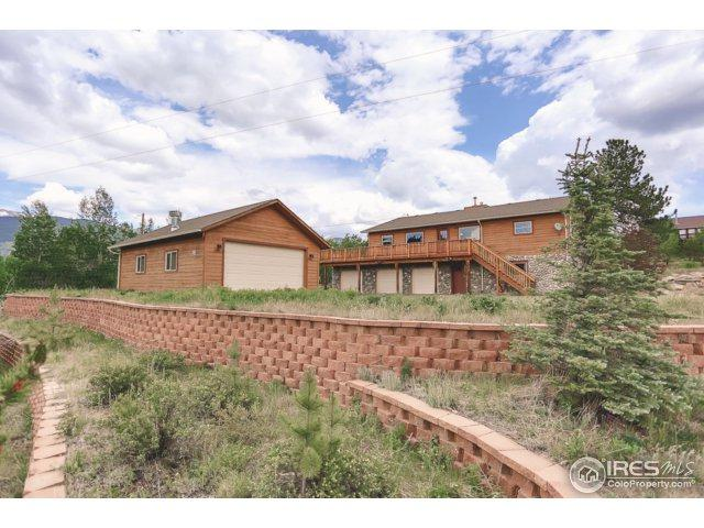 81 Gold Flake Ter, Bailey, CO 80421 (MLS #826740) :: 8z Real Estate