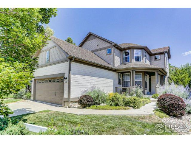 4131 Prairie Fire Cir, Longmont, CO 80503 (MLS #827193) :: 8z Real Estate