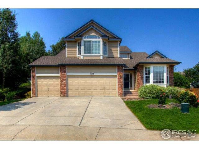 1626 Pintail Ct, Johnstown, CO 80534 (MLS #828633) :: 8z Real Estate