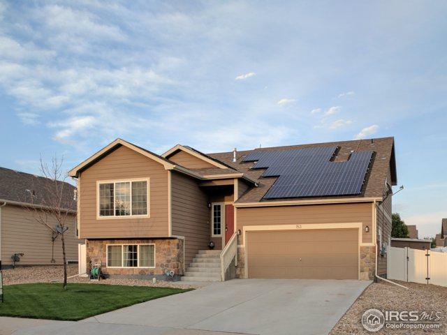 153 Buckeye Ave, Johnstown, CO 80534 (MLS #828921) :: 8z Real Estate