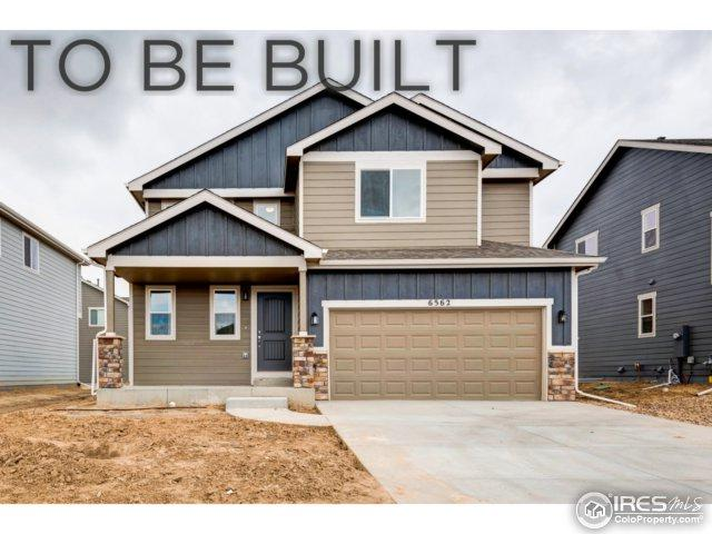 1869 Vista Plaza Dr, Severance, CO 80550 (MLS #828933) :: 8z Real Estate