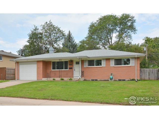 1521 30th Ave, Greeley, CO 80634 (MLS #829108) :: 8z Real Estate