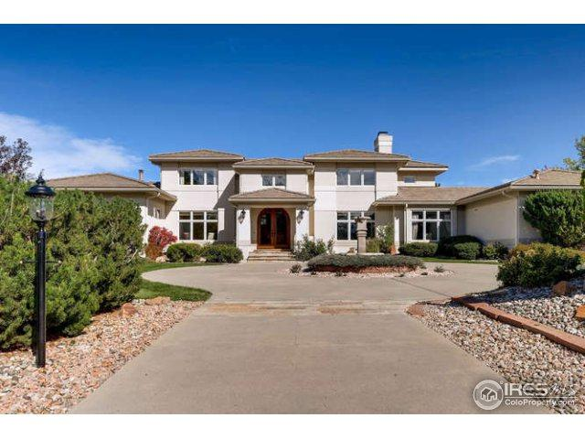 8277 Cattail Dr, Niwot, CO 80503 (MLS #834612) :: 8z Real Estate