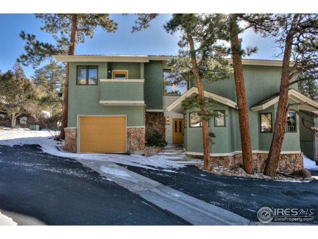 602 Macgregor Ave, Estes Park, CO 80517 (MLS #835707) :: Downtown Real Estate Partners