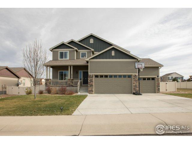 5210 Mountaineer Dr, Windsor, CO 80550 (MLS #837373) :: 8z Real Estate