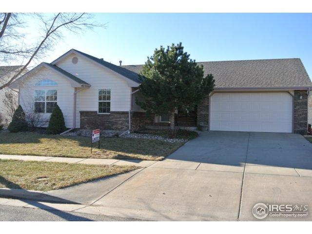 1131 Jefferson Dr, Berthoud, CO 80513 (MLS #837955) :: The Daniels Group at Remax Alliance