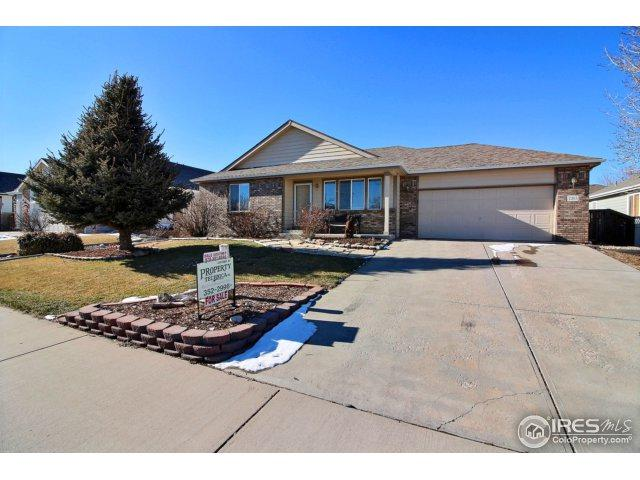 2205 68th Ave, Greeley, CO 80634 (#838719) :: The Peak Properties Group