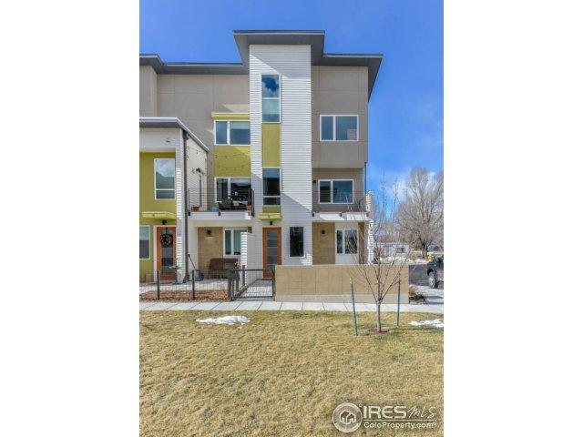 321 Urban Prairie St #5, Fort Collins, CO 80524 (MLS #839596) :: The Daniels Group at Remax Alliance
