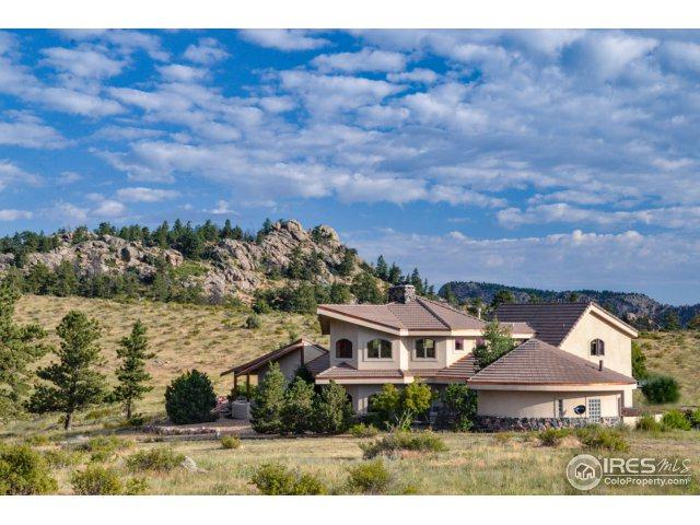98 Eagle Rising Pl, Livermore, CO 80536 (#840672) :: The Peak Properties Group