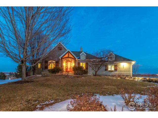 3958 Aerie Ln, Fort Collins, CO 80528 (#841757) :: The Peak Properties Group