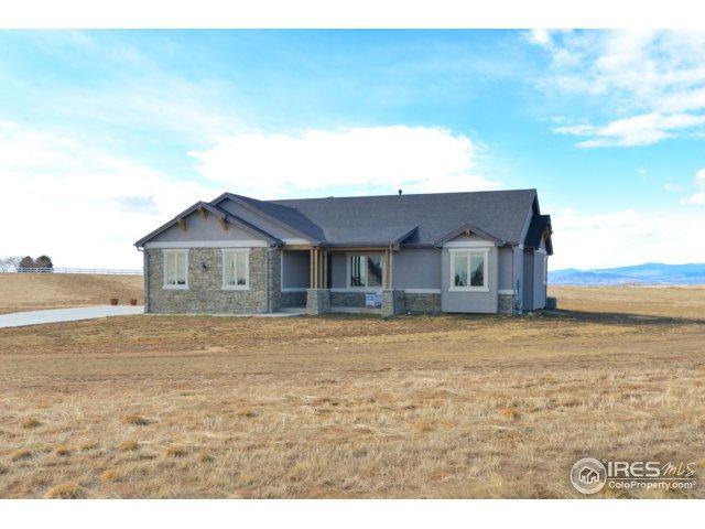 39507 Sunset Ridge Ct, Severance, CO 80610 (#841922) :: The Peak Properties Group