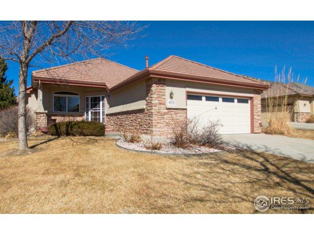 4659 Foothills Dr, Loveland, CO 80537 (MLS #842381) :: The Daniels Group at Remax Alliance