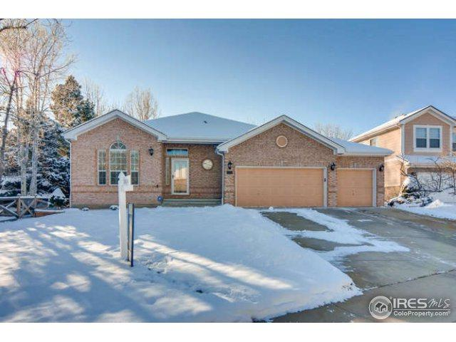 3372 W 109th Cir, Westminster, CO 80031 (MLS #842406) :: The Daniels Group at Remax Alliance
