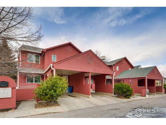 4640 15th St C, Boulder, CO 80304 (MLS #842940) :: The Daniels Group at Remax Alliance