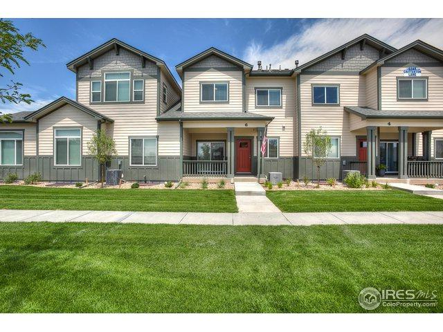 6875 Lee St #6, Wellington, CO 80549 (MLS #843050) :: The Daniels Group at Remax Alliance