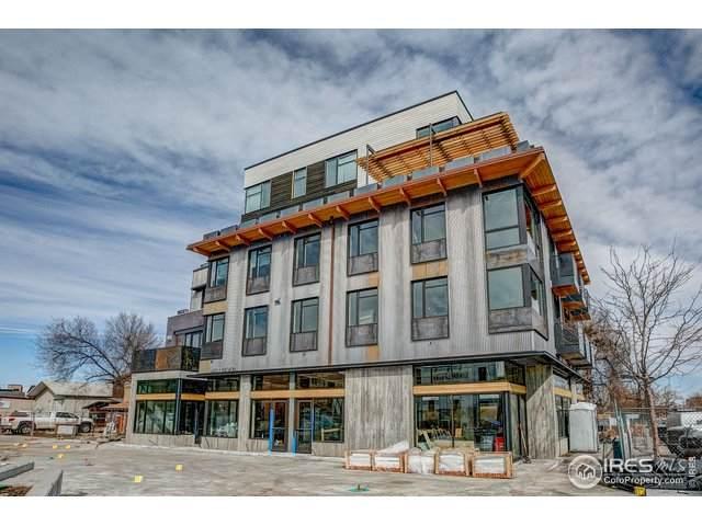 401 Linden St 2-322, Fort Collins, CO 80524 (MLS #843176) :: Kittle Real Estate
