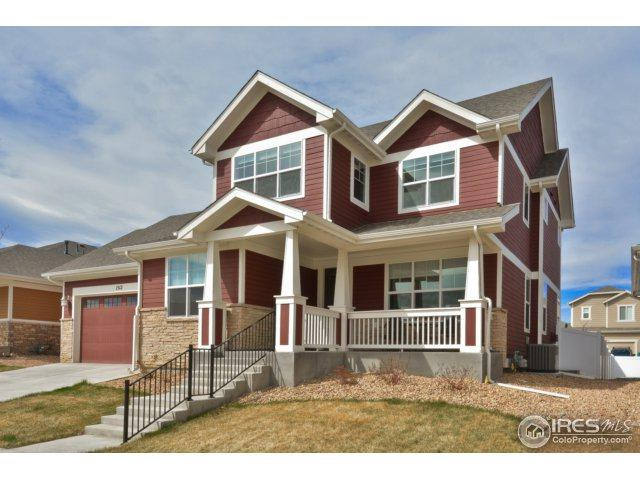 1512 Mount Meeker Ave, Berthoud, CO 80513 (#843278) :: The Peak Properties Group