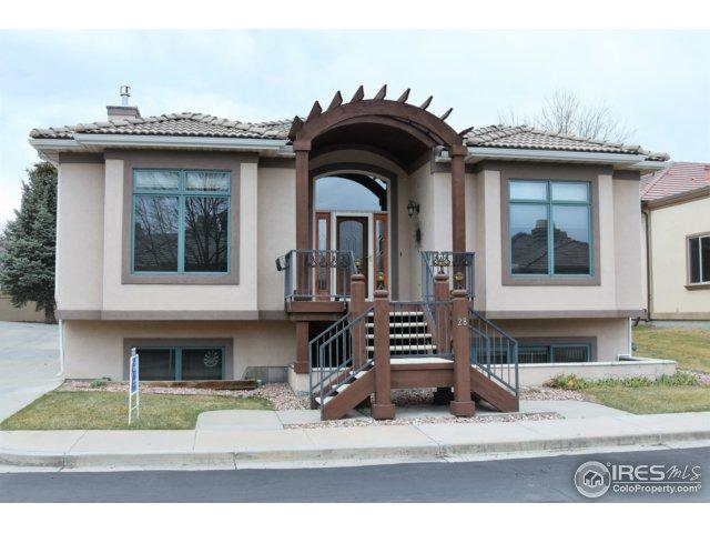 4014 S Lemay Ave #28, Fort Collins, CO 80525 (MLS #843711) :: The Daniels Group at Remax Alliance