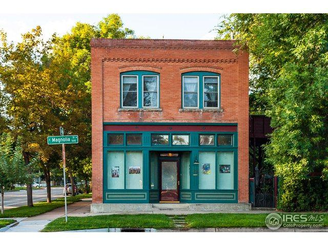429 E Magnolia St, Fort Collins, CO 80524 (MLS #844372) :: Downtown Real Estate Partners