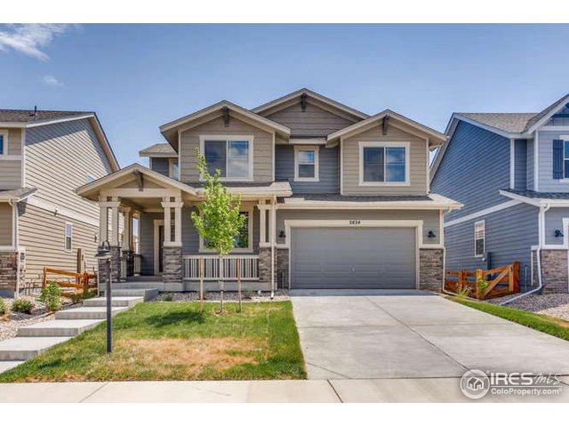 2824 Echo Lake Dr, Loveland, CO 80538 (MLS #844465) :: Downtown Real Estate Partners