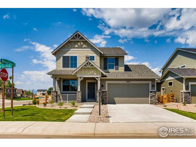 2803 Echo Lake Dr, Loveland, CO 80538 (MLS #844474) :: The Daniels Group at Remax Alliance