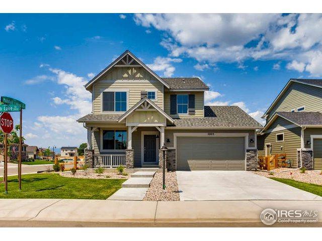 2803 Echo Lake Dr, Loveland, CO 80538 (MLS #844474) :: Downtown Real Estate Partners