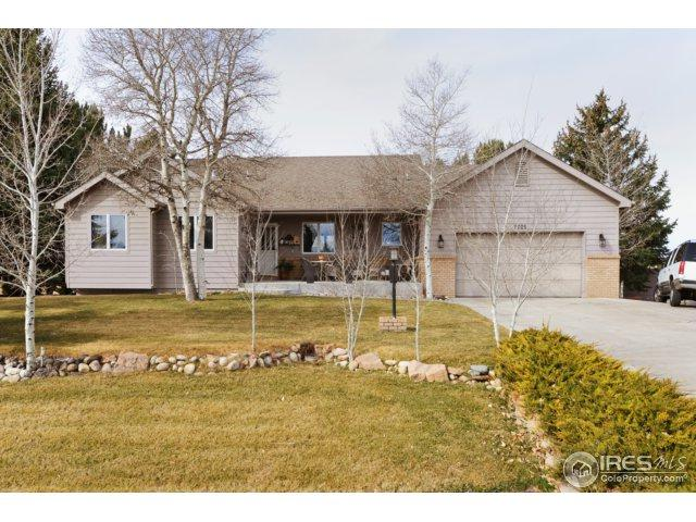 7709 Whitetail Cir, Wellington, CO 80549 (MLS #844492) :: The Daniels Group at Remax Alliance