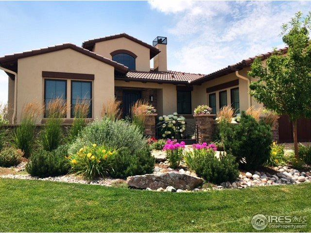 3853 Valley Crest Dr, Timnath, CO 80547 (MLS #844533) :: Downtown Real Estate Partners