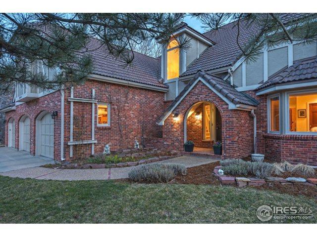 2460 Agate Ln, Boulder, CO 80304 (#844646) :: The Peak Properties Group